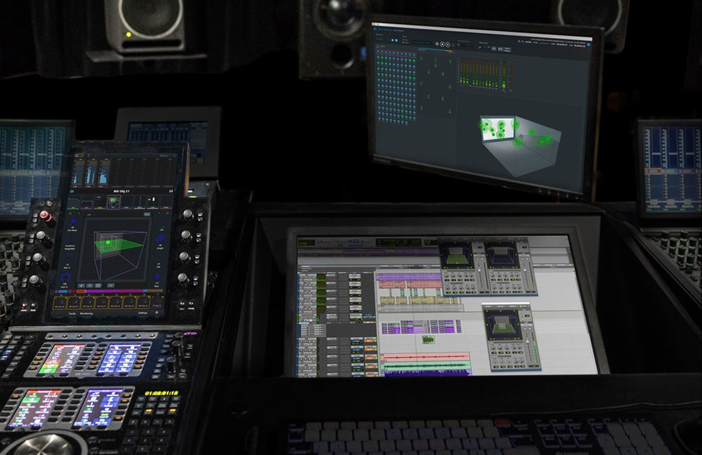 Creating in Dolby Atmos